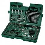 Универсальный набор инструмента, 120пр. Универсальный (Metric & S.A.E) пласт.кейс