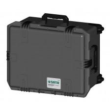 Инструментал.Ящик (632x501x355) пласт. на колёсиках